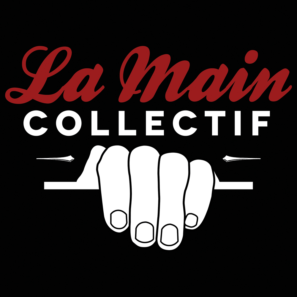 la main collectif logo