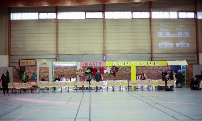 Derbyland 4 - La Main Collectif © Mado Berrenger