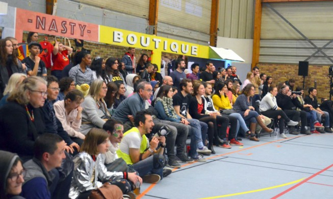Derbyland 4 - La Main Collectif © Dinou Shotime