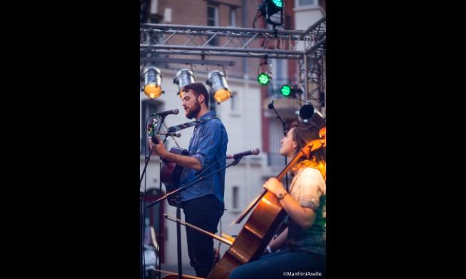 Bang ! À Travers Son - Fête de la musique 2015 - La Main Collectif © Axelle Manfrini