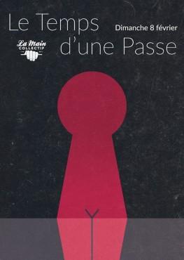 Le Temps d'une Passe - Paris Face Cachée 2015 - La Main Collectif © Arthur Baude