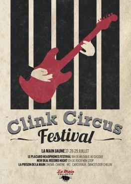 Clink Circus Festival - La Main Collectif © Arthur Baude