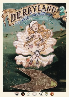 Derbyland 2 - La Main Collectif © Nïx - Merlin Schemel
