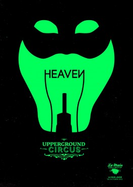 Heaven - La Main Collectif © Arthur Baude - Lola Fouilleron