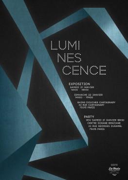 Luminescence - La Main Collectif © Arthur Baude