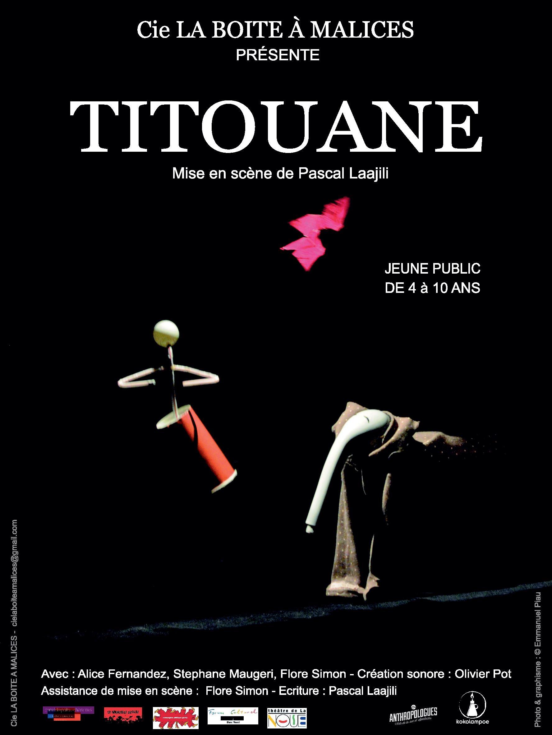 Titouane - La boîte à malices © Emmanuel Piau