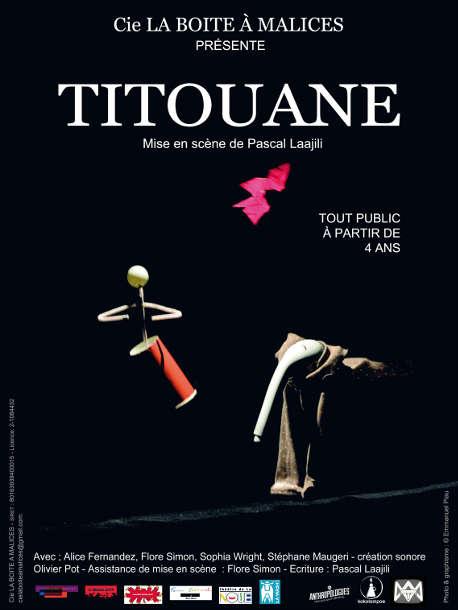 Titouane - La boite a malices © Emmanuel Piau